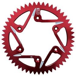 Coroa Aluminio Crf Corona Vermelho