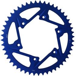 Coroa Aluminio Kmc Yzf 250/450 Azul