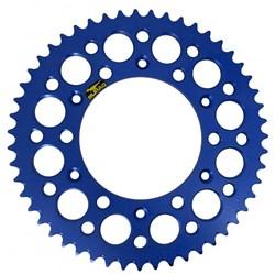 Coroa Alumínio Yz / Yzf Durag Azul