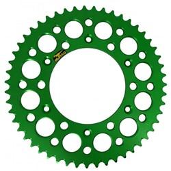 Coroa de Alumínio Kx 85 - Kx 100 - Kx 80 Durag Verde