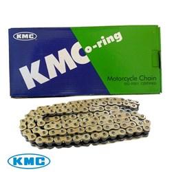 Corrente 520x120 Com Retentor Kmc Gold