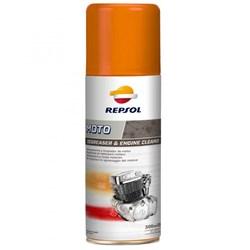 Desengraxante E Limpador De Motor Engine Cleaner Repsol