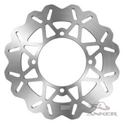 Disco De Freio Dianteiro Crf 230 Anker Hard Brake