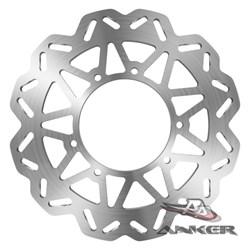 Disco De Freio Dianteiro Ttr 230 Anker Hard Brake