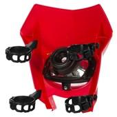 Farol Universal Protork  Vermelho