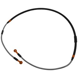 Flexível De Freio Dianteiro Ktm 125 / 250 / 300 / 350 / 450 Laranja Oxxy