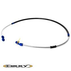 Flexível de Freio Dianteiro Kxf 250 / 450 Oxxy Azul