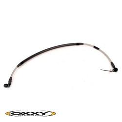 Flexível de Freio Dianteiro Lander Oxxy Preto