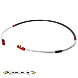 Flexível de Freio Dianteiro Tornado Oxxy Vermelho