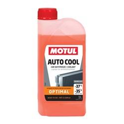 Fluido de Radiador Motul Auto Cool Optimal 1 Litro