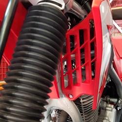 Grade De Proteção Lateral Crf 250f Biker Vermelho