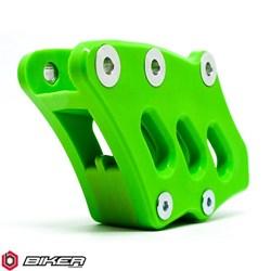 Guia de Corrente Completo Biker Kxf 250 / 450 09 a 20 Verde