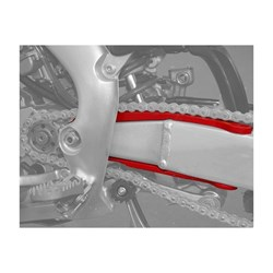 Guia De Corrente Dianteiro Crf 250 14 A 20 Avtec Vermelho
