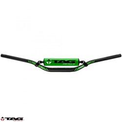 Guidão TAG T1 Fat bar Com Barra - 28mm Verde