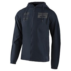Jaqueta Corta Vento Troy Lee Ktm Team Windbreaker Azul