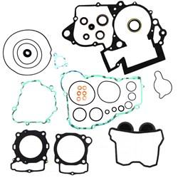 Junta Kit Completo Beta 350 Rr 14/15 Com Borracha Athena