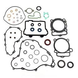 Junta Kit Completo Ktm Excf 350 17/18 Com Borracha Athena