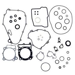Junta Kit Completo Kxf 450 19/20 Com Borracha Athena