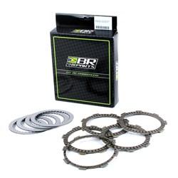 Kit Disco de Embreagem + Separadores Kx 60 65 Br Parts