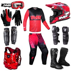Kit Equipamento Ims 9 Itens Completo