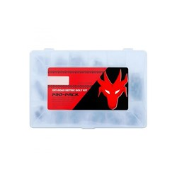 Kit Parafusos Pro Pack Completo Ktm Husqvarna Red Dragon
