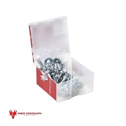 Kit Parafusos Style Crf 250/450 2013 Red Dragon