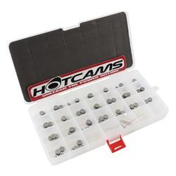 Kit Pastilhas de Válvulas Hot Cams 8.90mm Ktm 141pc