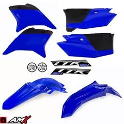 Kit Plastico AMX TTR 230 Azul