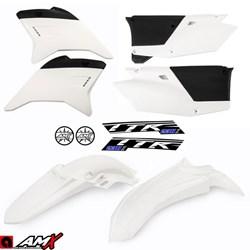 Kit Plastico AMX TTR 230 Branco