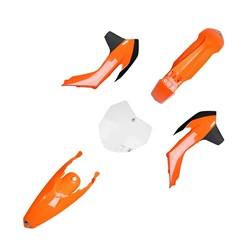 Kit Plástico Completo Ktm - 14 a 16 Original Ufo