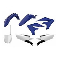 Kit Plastico Completo Yzf 450 - 18 Polisport Azul Branco