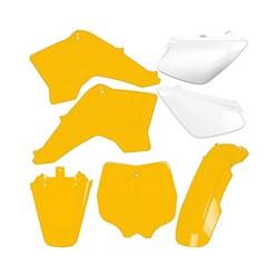 Kit Plástico Tr 50 / 100 / 125 Protork Amarelo