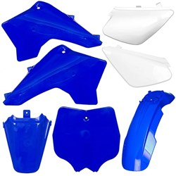 Kit Plástico Tr 50 / 100 / 125 Protork Azul