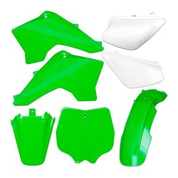 Kit Plástico Tr 50 / 100 / 125 Protork Verde
