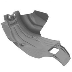 Kit Protetor de Motor / Tampas do Motor / Quadro Crf 250f Anker Cinza