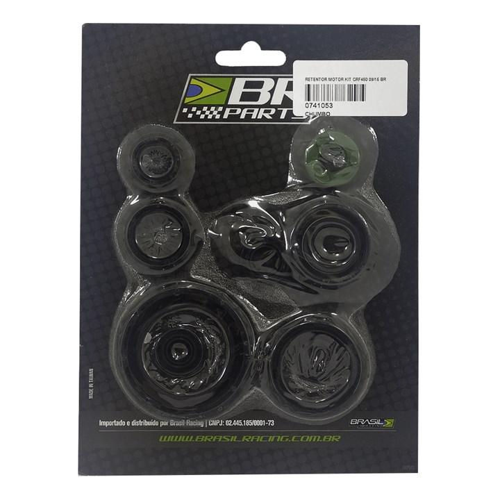 Kit Retentor de Motor Crf 450 09/16 Br Parts