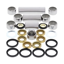 Kit Rolamento De Link BR Parts Cr 125 / 250 02 a 07