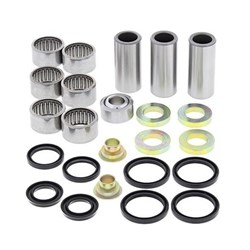 Kit Rolamento De Link BR Parts Husqvarna Cr 125 / 250 97 a 01