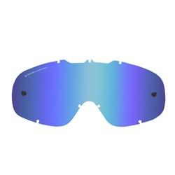 Lente Dragon Mdx 2 Azul Espelhada