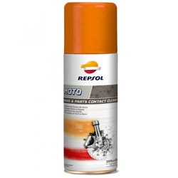 Limpa Freio e Limpa Contato REPSOL Brake & Parts Contact Cleaner