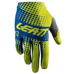 Luva Leatt Brace GPX 1.5 GRIPR Verde Azul