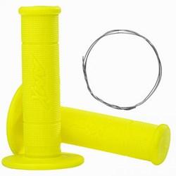 Manopla Amx Lite Amarelo Fluor