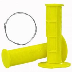 Manopla Amx Pro Amarelo Fluor