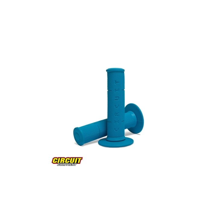 Manopla Circuit Rubber IV Azul Fluor