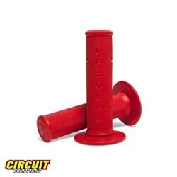 Manopla Circuit Rubber IV Vermelho