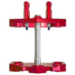 Mesa Completa Reforçada Crf 230 Nfs Vermelho