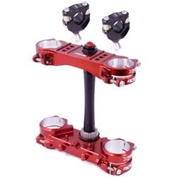 Mesa Completa Xtrig Crf 250/450 Completa Vermelho