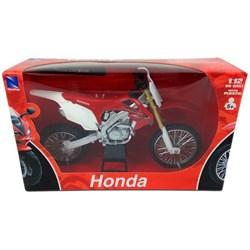 Miniatura Replica Newray Honda Crf 250 R - Escala 1:12