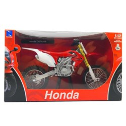 Miniatura Replica Newray Honda Crf 450 R - Escala 1:12