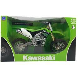 Miniatura Replica Newray Kawasaki Kxf 450 - Escala 1:12